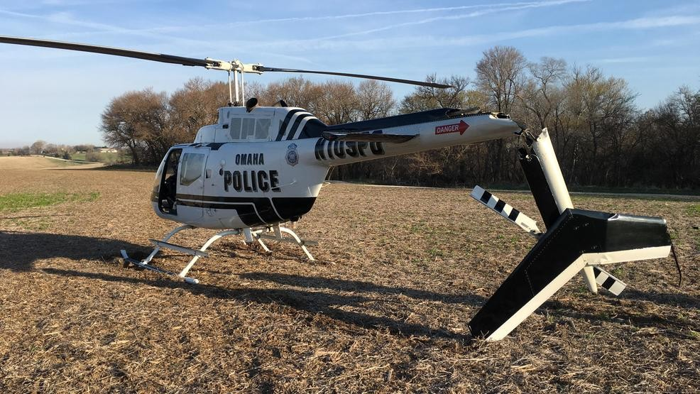 Omaha police helicopter forced to make emergency landing | KHGI