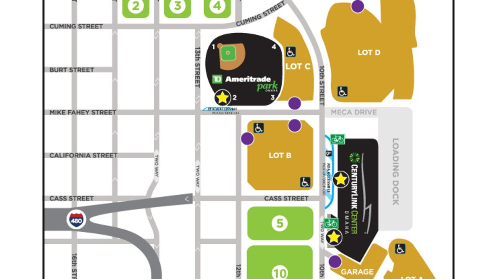 Here's what you need to know to park for tonight's 3rd Championship on