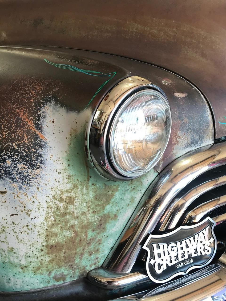 Custom Pinstriping And A Pin Up Contest Can Be Found At Annual Rock N Rods Car Show Khgi