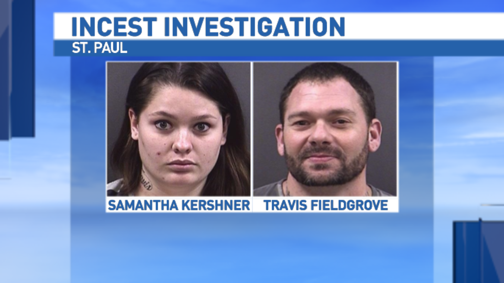 Police arrest St  Paul married father and daughter on incest charges