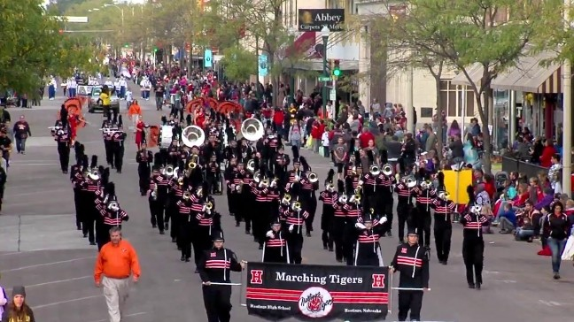 Harvest of Harmony 2016: Order of March, Video of Bands | KHGI