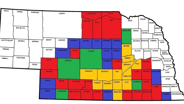 Use of outdoor warning sirens varies statewide   KHGI