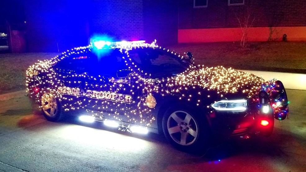 Christmas Vacation Car.Neb State Patrol Spoofs Christmas Vacation In Holiday